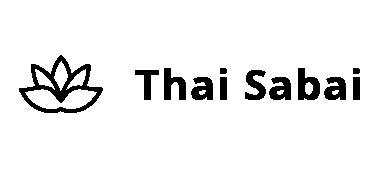 THAI SABAI LOGO TITLE
