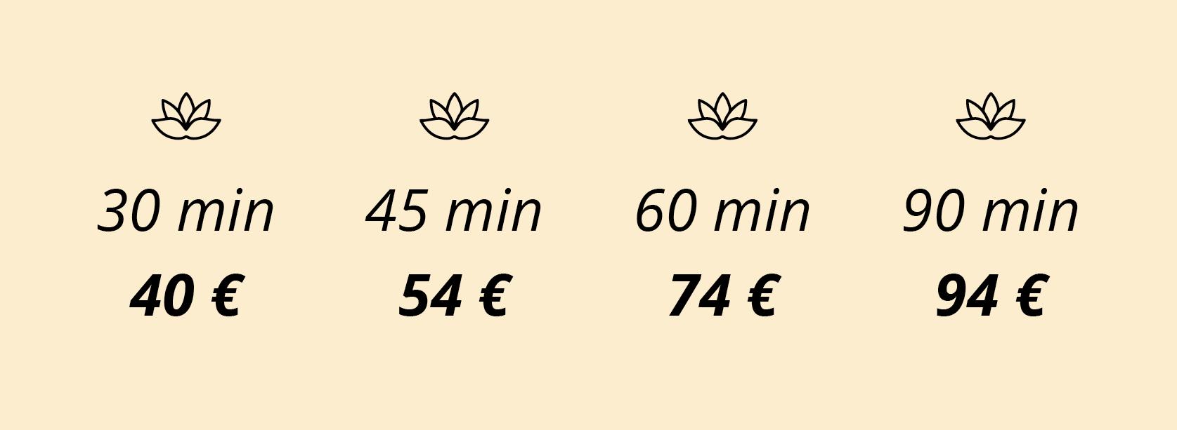 nebo massage for 2 price